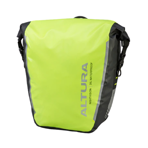 Altura Nightvision 20L Waterproof Pannier Bag