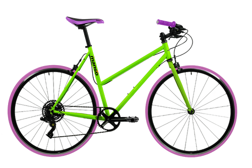 Pooch 1x8 Speed Urban Bike – Vaddie