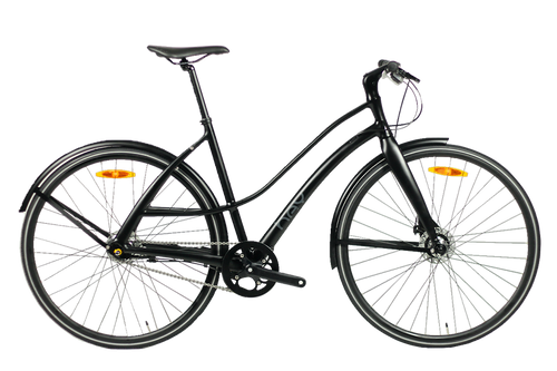 Hey Cycle Roller7 – 7 Speed Bicycle – Matte Black