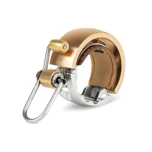 Knog Oi Luxe Bell - Brass