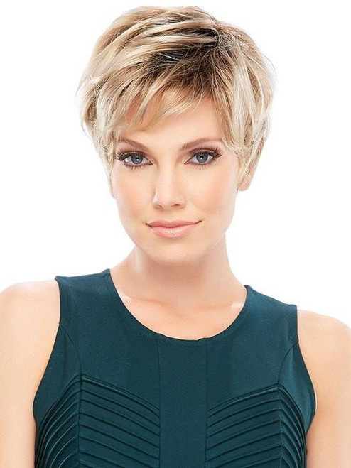 Allure Petite, Synthetic Hair Wig, Jon Renau, Pixie Wig, Short Hair Wig