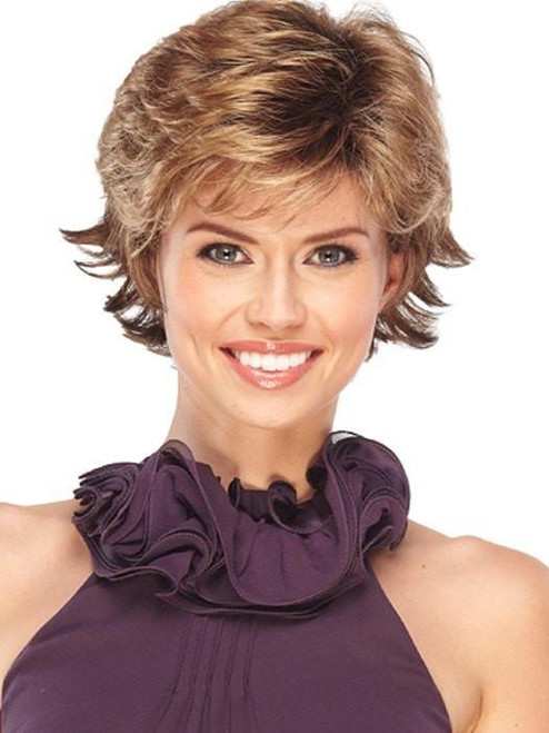 Jazz, Jon Renau O'solite, Synthetic Hair Wig, Petite Wig, Open Cap Wig