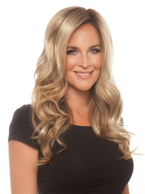 Top Level | Synthetic Lace Front Hair Topper (Mono Top)