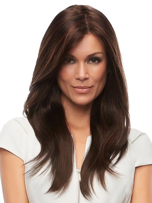Zara Petite, Jon Renau, Synthetic Hair Wig, Lace Front Wig, Mono Top, Long, Layered Hair Wig