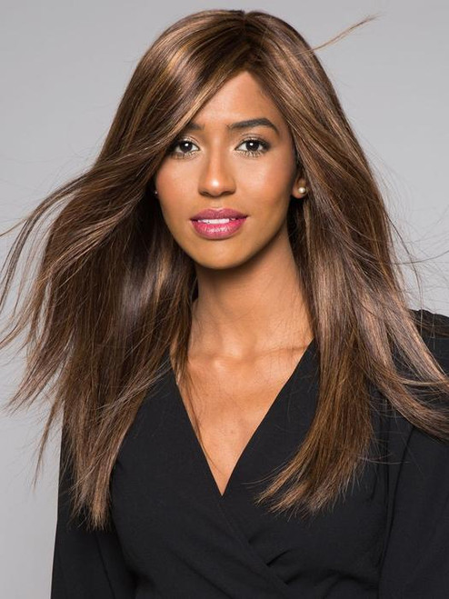 Angie, Jon Renau, Remy Human Hair,  Wig, Lace Front Wig, SmartLace, Human Hair Wig, Lace Front Wig, Hand Tied Cap, Layered, Long Hair Wig