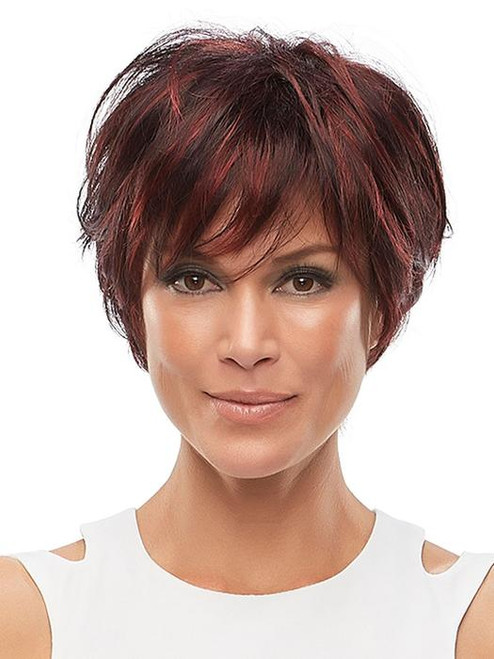 Mariska, Jon Renau, Synthetic Hair Wig, Lace Front Wig, Smartlace, Hand Tied, Short Hair Wig