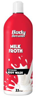 MILK FROTH body wash from Body Detailer