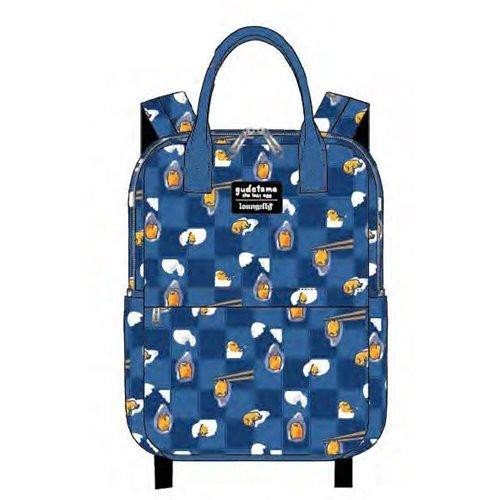 Loungefly Sanrio Gudetama Chosptics Lazy Egg Cosplay Backpack