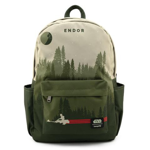 Loungefly Star Wars Endor Speeder Bike Cosplay Backpack