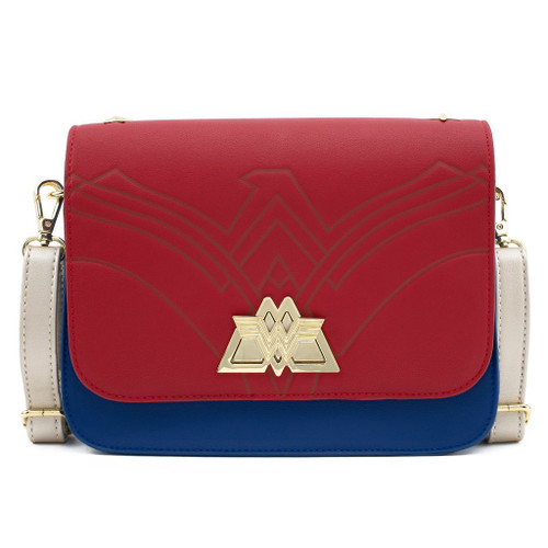Loungefly x Wonder Woman Eagle Crossbody Purse BAG