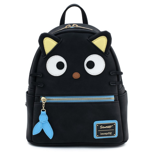 Loungefly Sanrio Chococat Black Cat Cosply Mini Backpack