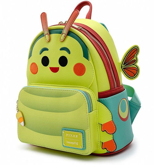 Loungefly A Bugs life Heimlich Cosplay Mini Backpack