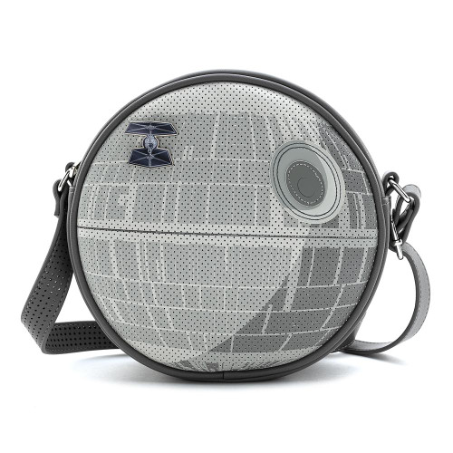 Loungefly x  Star Wars: Death Star Pin Collector Bag