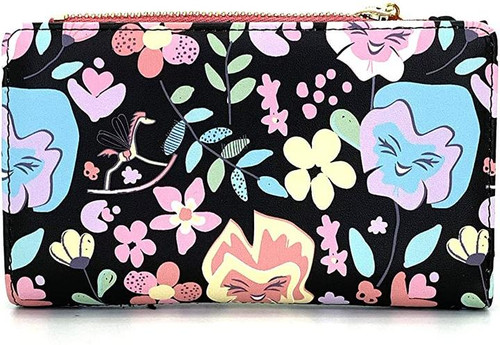 Loungefly x Alice in Wonderland Floral Wallet
