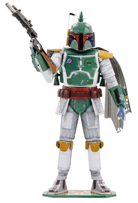 Metal Earth Premium Series x Star Wars Boba Fett