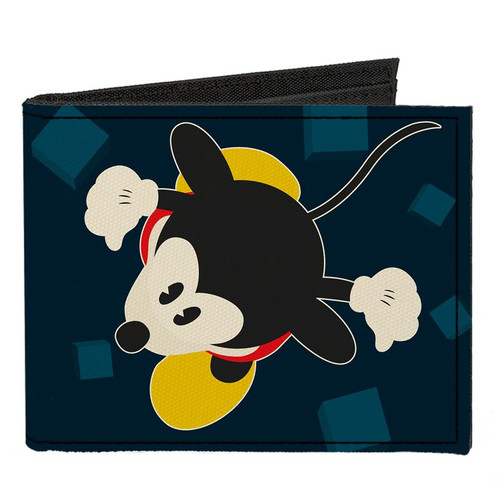 Mickey Mouse  Bi-Fold Wallet