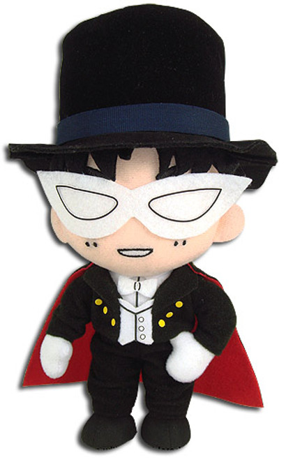 SAILOR MOON - TUXEDO MASK SMILE PLUSH