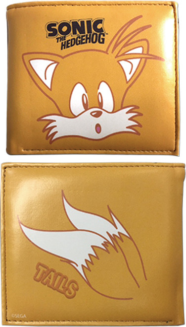 SONIC THE HEDGEHOG - TAIL WALLET