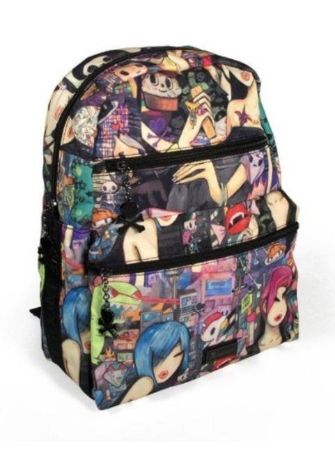 Tokidoki Portrait Multi Backpack