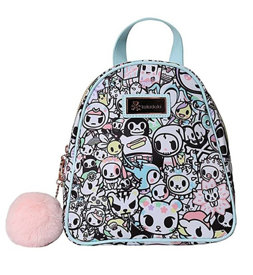 Tokidoki Pastel Pop Mini Backpack