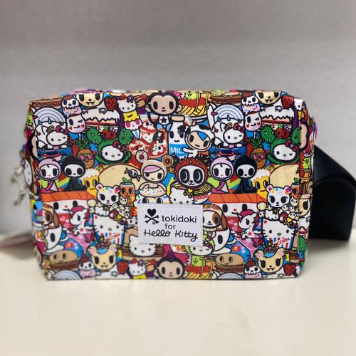 Tokidoki x Hello Kitty Food Buffet Cosmetic Bag