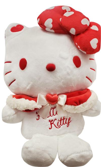 Hello Kitty Med Xmas Plush
