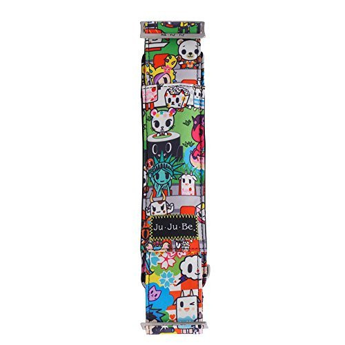 Ju-Ju-Be x Tokidoki Hello Kitty Messenger Strap  Prints available (each sold separately)