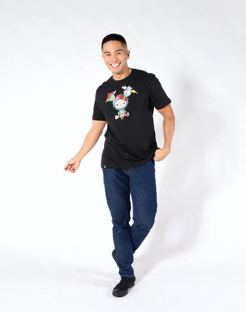 Tokidoki x Hello Kitty Boba Kitty Mens Tee (small)