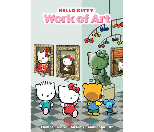 Hello Kitty A Work of Art Book