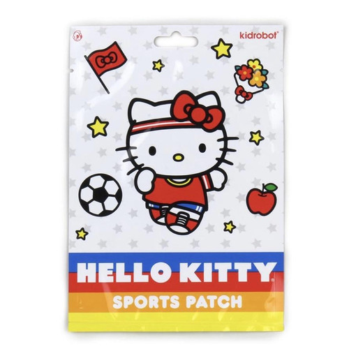 Hello Kitty Sports Patches Blind Bag