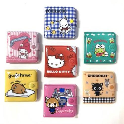 Sanrio Characters Vinyl Wallets