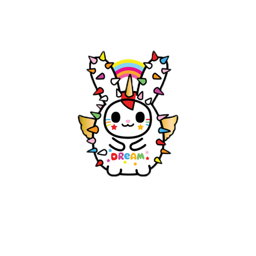 Tokidoki Dreamer 5in Sticker