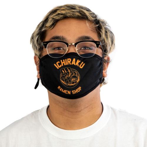Naruto Adult Adjustable Face Cover Ichiraku Ramen Shop
