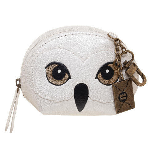 Harry Potter Coin Purse Hedwig w/ Metal Chain