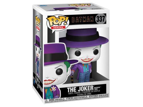 Funko Pop! Pop Vinyl  Pop The Joker Batman 337