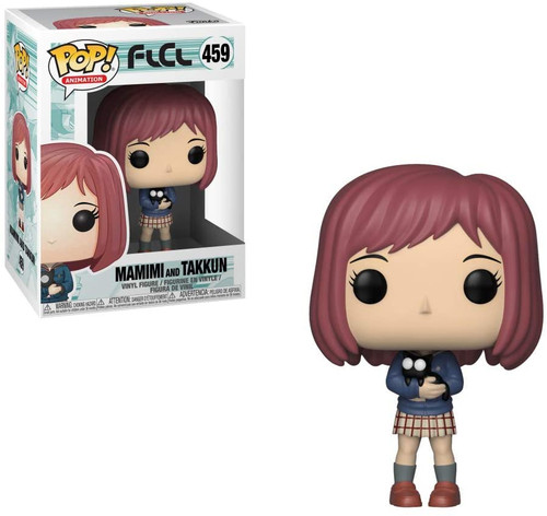 POP! Animation FLCL Mamimi with Takkun 459