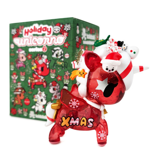 Tokidoki Holiday Unicorno Series 2 Blind box