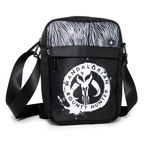 Star Wars Crossbody bag Women's Mandalorian Bounty hunter