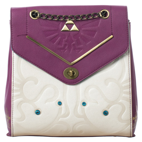 Nintendo Legend of Zelda: Twilight Princess Women's Mini Backpack with Chains