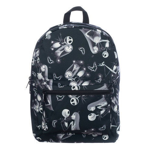 The Nightmare Before Christmas: Jack & Sally Sublimated Backpack