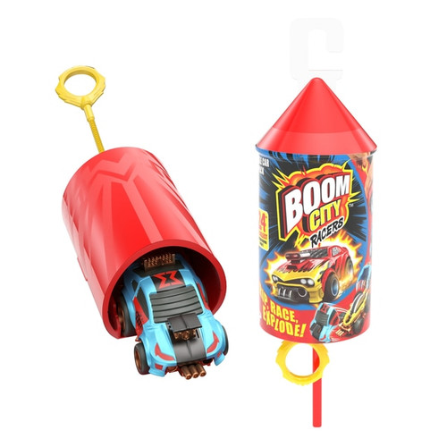 Boom City Racers Car Single Pack