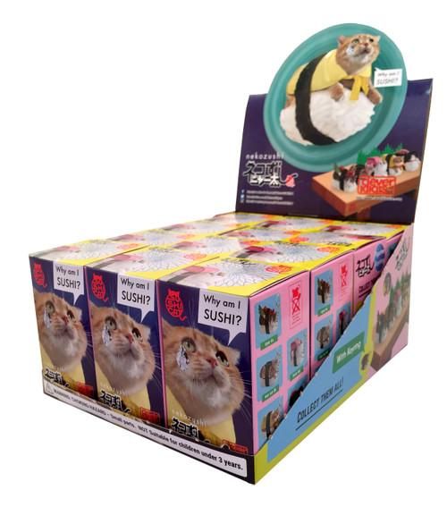 Sushi Cat Blind Box Figure #1