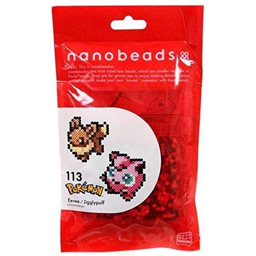 Pokemon Nanobeads Eevee/Jigglypuff