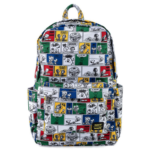 Loungefly x Peanuts Comic Strip Backpack