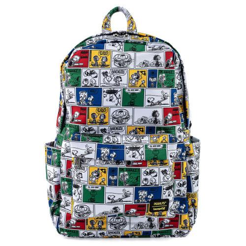 Loungefly x Peanuts Comic Strip Backpack
