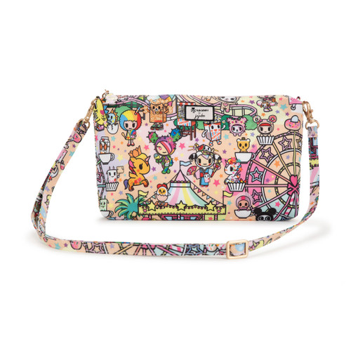 Ju-Ju-Be KAWAII CARNIVAL Be Quick Wristlet Crossbody Tokidoki