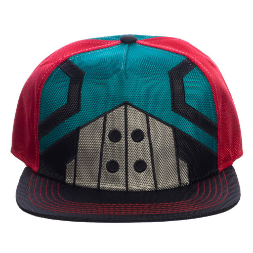 My Hero Academia: Deku Suit-Up Adjustable Snapback