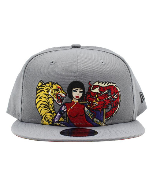 Tokidoki Tiger Boss Men's Snapback
