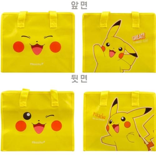 Pokemon Pikachu Felt Bag