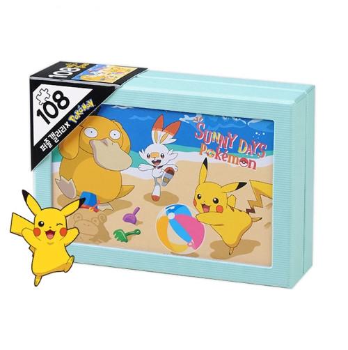 Pokemon Sunny Days 108-PC Jigsaw Puzzle